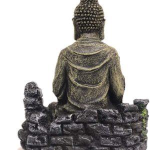 Bouddha Imitation Pierre déco aquarium