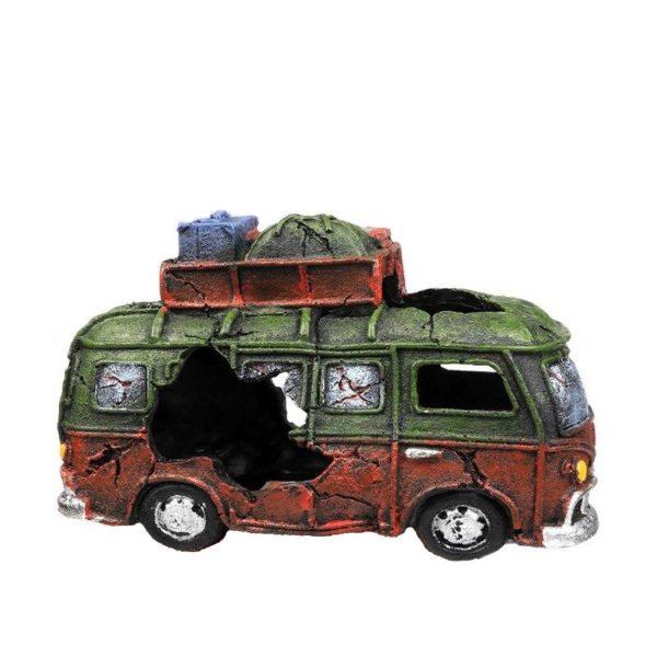 Camping-Car pour Aquarium decoration aquarium