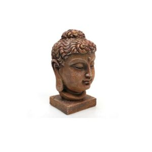 Statue Tête de Bouddha décoration aquarium