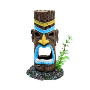 Totem pour Aquarium decoration aquarium
