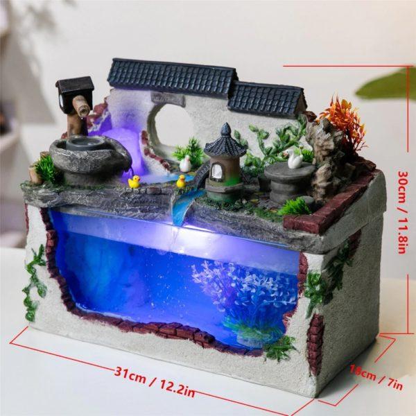 Aquarium Design pour Combattant aquariophiles