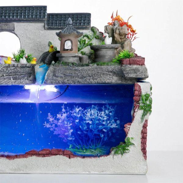 Aquarium Design pour Combattant decoratif