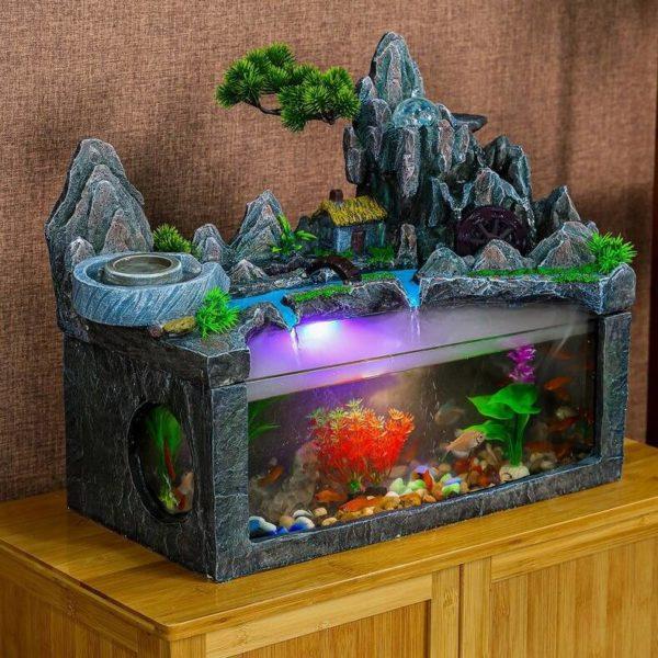 Zen Aquarium Design pas chere
