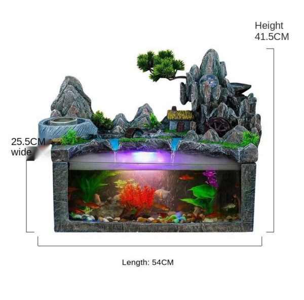 Zen Aquarium Design grand