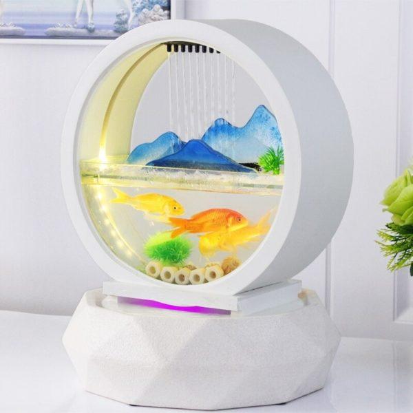 aquarium design nano pas cher
