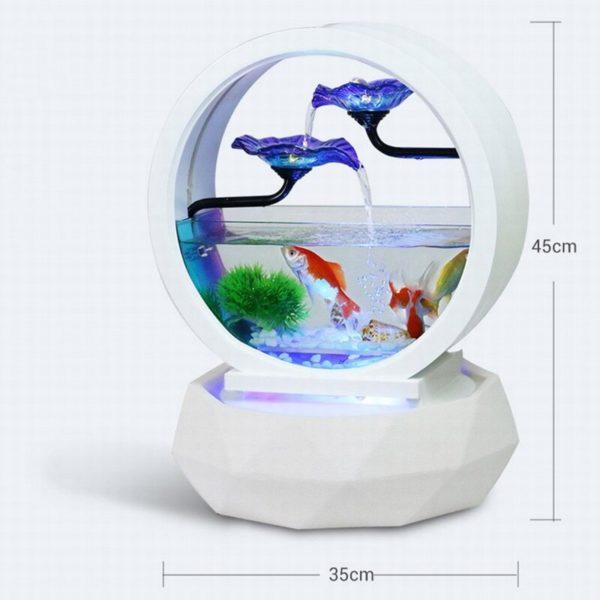 aquarium design sans entretien de qualité
