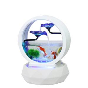 aquarium design sans entretien