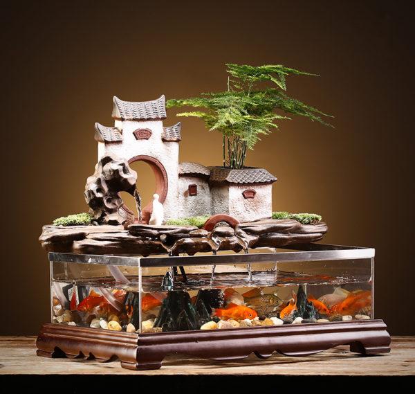 petit Aquarium Design et original