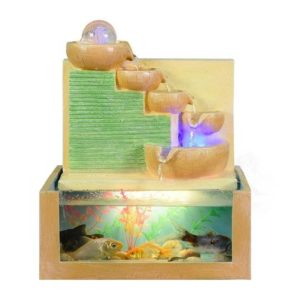 Aquarium Design Montagne Zen