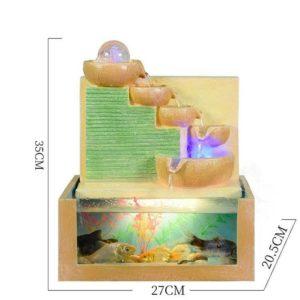 Aquarium Design Montagne Zen 7L