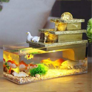 Aquarium Design Simple aquariophile