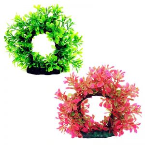 Collier de Fleur decoration aquarium