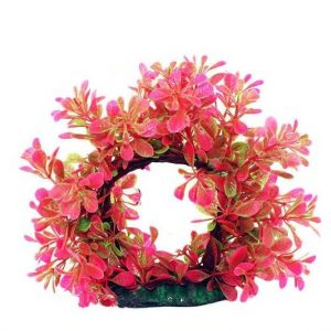 Collier de Fleur decorations aquarium