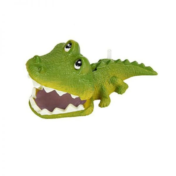 Crocodile Mignon decoration aquarium