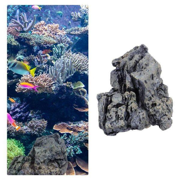 Rocher Miniature decoration aquarium
